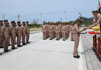 ผบ.กยพ.กร. เป็นประธานในพิธีปลดทหารกองประจำการ