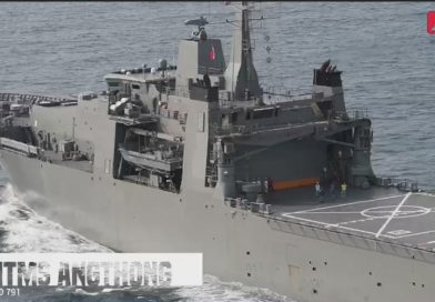 การเพิ่มประสิทธิภาพของการปฏิบัติการร่วมระหว่างเรือและอากาศยานของ ร.ล.อ่างทอง กับ CH-53
